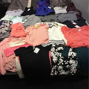 Tops - Junior girls tops. Size small and medium. NWT